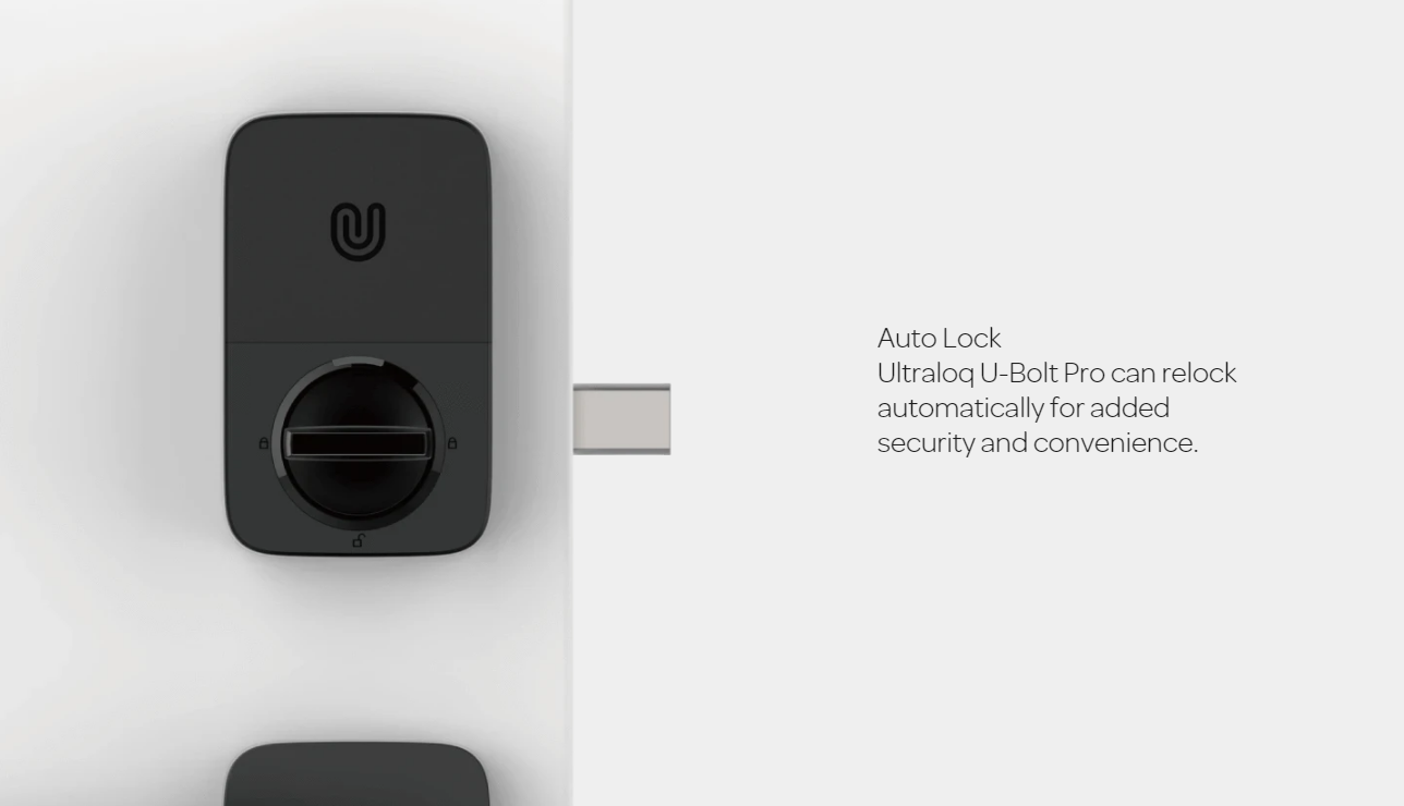 Khóa thông minh Ultraloq U-Bolt Pro