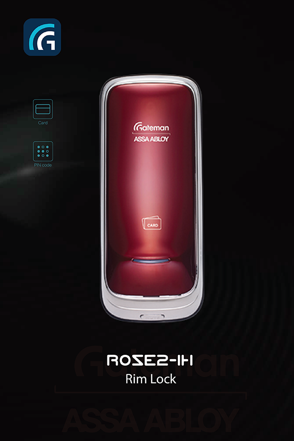 Khóa điện tử Gateman ROSE 2-IH