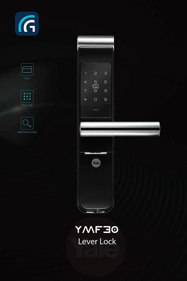 Khóa thẻ từ YALE YMF30