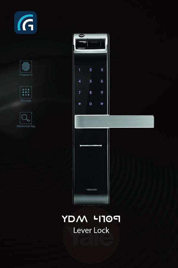 Khóa vân tay Yale YDM 4109+