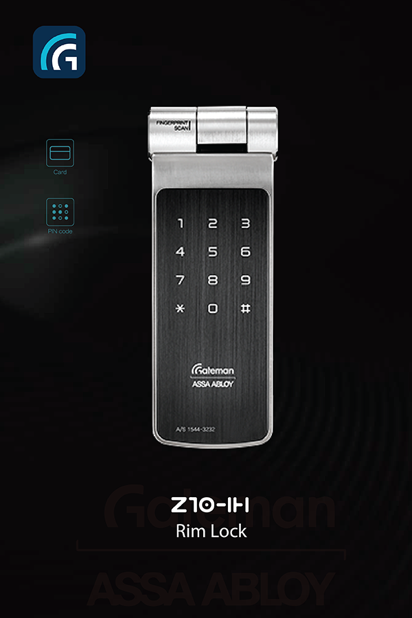 Khóa điện tử Gateman Z10-IH
