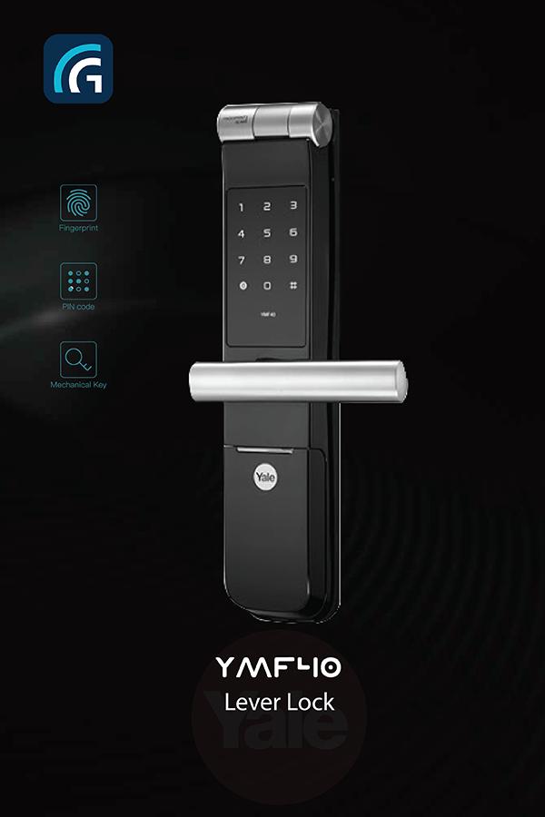 Khóa điện tử Yale YMF40