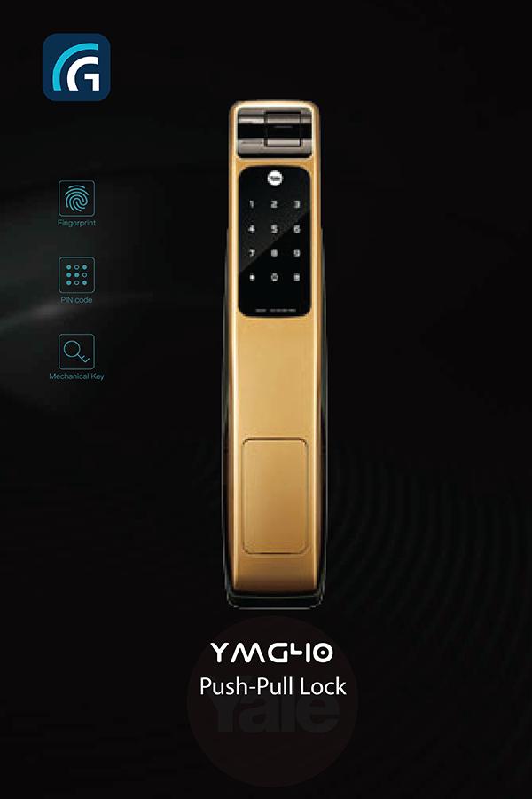 Khóa điện tử Yale YMG40