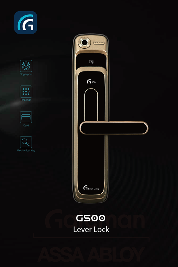 Khóa vân tay Gateman G500