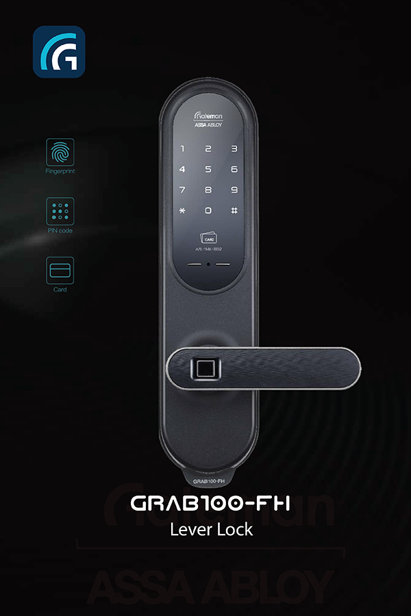 Khóa vân tay Gateman GRAB100-FH