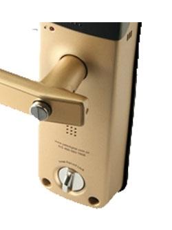 khóa vân tay - Mã số Yale YDM 4111
